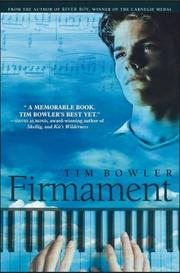Cover of: Firmament