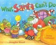 Cover of: What Santa can't do