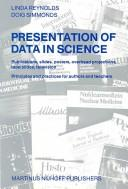 Cover of: Presentation of data in science | Linda Reynolds