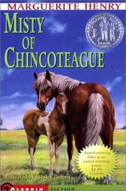 Cover of: Misty of Chincoteague/Newbery Summer