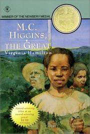 Cover of: M. C. Higgins, The Great/Newbery Summer