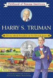 Cover of: Harry S. Truman: thirty-third president of the United States