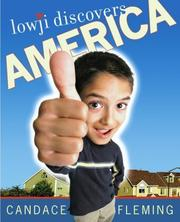 Cover of: Lowji Discovers America