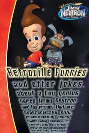 Cover of: Retroville Funnies (Jimmy Neutron)