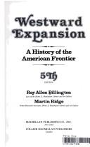 Cover of: Westward expansion