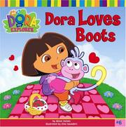 Cover of: Dora Loves Boots