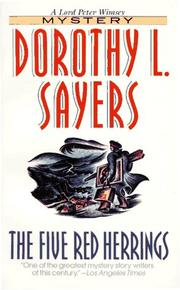 Cover of: The five red herrings