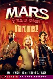 Cover of: Marooned! | Brad Strickland