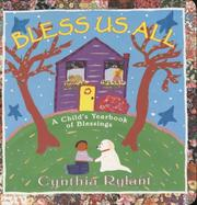 Cover of: Bless Us All: A Child's Yearbook of Blessings