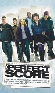 Cover of: The Perfect Score