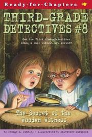 Cover of: The secret of the wooden witness