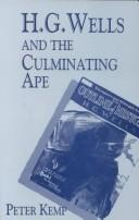 Cover of: H.G. Wells and the culminating ape