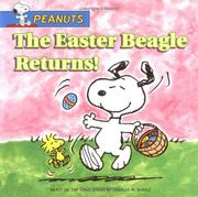Cover of: The Easter Beagle returns!
