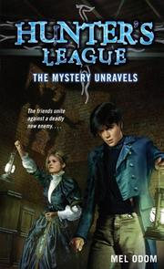 Cover of: Mystery Unravels (Hunter's League)