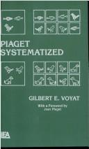 Cover of: Piaget systematized