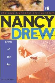 Cover of: Secret of the spa