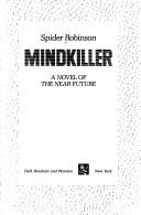 Cover of: Mindkiller