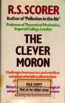 Cover of: The clever moron