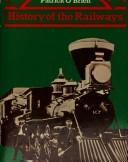 Cover of: The new economic history of the railways | Patrick Karl O