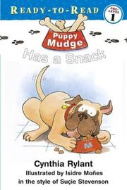 Cover of: Puppy Mudge Has a Snack (Ready-to-Read. Pre-Level 1)
