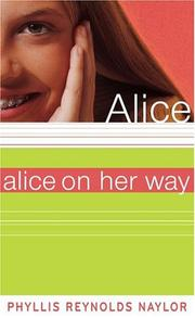 Cover of: Alice on Her Way (Alice) | Jean Little