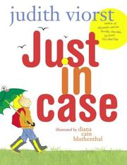 Cover of: Just in case
