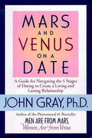 Cover of: Mars and Venus on a Date