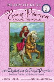 Cover of: Elizabeth and the Royal Pony