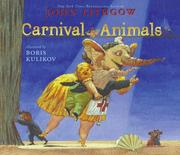 Cover of: Carnival of the Animals | John Lithgow