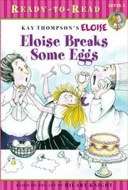 Cover of: Eloise breaks some eggs