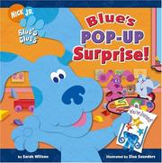 Cover of: Blue's Pop-up Surprise! (Blue's Clues)