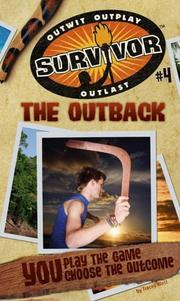 Cover of: The Outback (Survivor)
