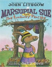 Cover of: Marsupial Sue presents the Runaway Pancake