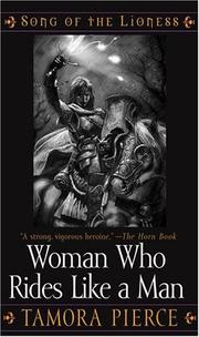 Cover of: The woman who rides like a man