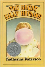 Cover of: The Great Gilly Hopkins