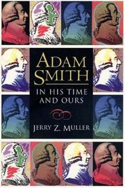 Cover of: Adam Smith in his time and ours