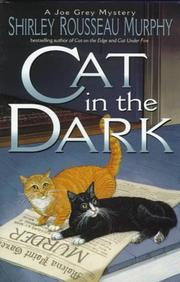 Cover of: Cat in the Dark: A Joe Grey Mystery (Joe Grey Mysteries)