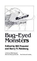 Cover of: Bug-eyed monsters by Bill Pronzini, Barry N. Malzberg