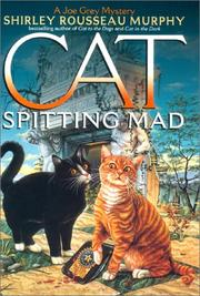 Cover of: Cat Spitting Mad
