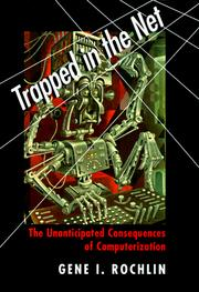 Cover of: Trapped in the Net | Gene I. Rochlin