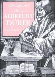 Cover of: The life and art of Albrecht Dürer
