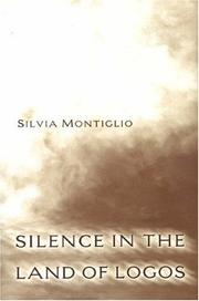 Cover of: Silence in the land of logos