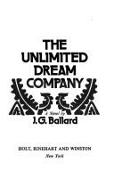 Cover of: The unlimited dream company