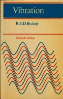 Cover of: Vibration | R. E. D. Bishop