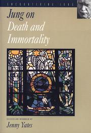 Cover of: Jung on death and immortality