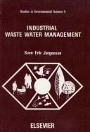 Cover of: Industrial waste water management