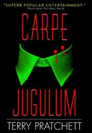 Cover of: Carpe Jugulum
