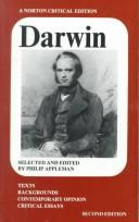 Cover of: Darwin | Philip Appleman