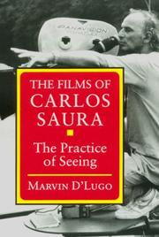 Cover of: The films of Carlos Saura