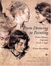 Cover of: From Drawing to Painting